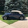 1970 VW Beetle Convertible
