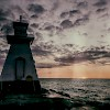 "3rd place Photo Manipulation - Photographer: Adam Koebel ""Vintage Lighthouse"""